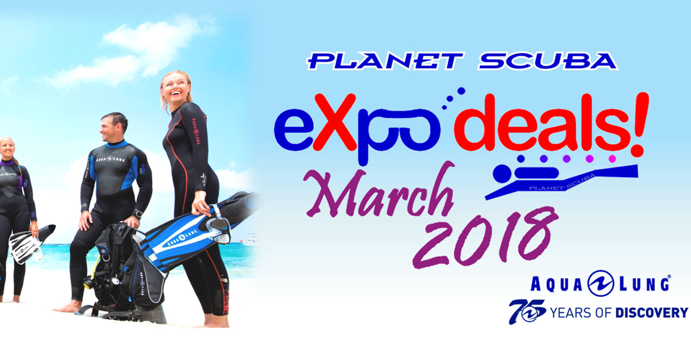 eXpoDeals 2018 continues in March