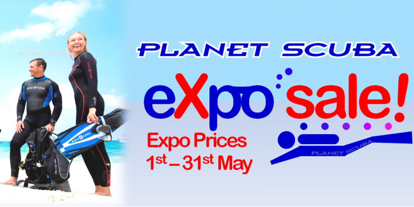 eXpo SALE in MAY 2017