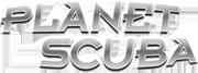 Planet Scuba Dive Shop Logo